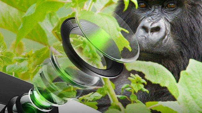 Corning Gorilla Glass DX