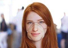 Coronavirus inspira empresa a criar máscaras compatíveis com o Face ID do iPhone