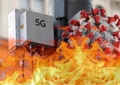 COVID-19: teorias de conspiração levam à destruição de postos 5G e ameaças a funcionários!