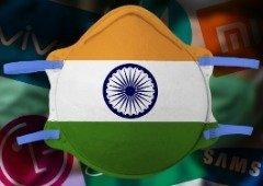 COVID-19: Xiaomi, Samsung, Vivo e outras fabricantes encerram fábricas na Índia