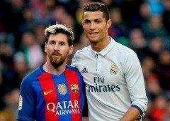 Cristiano Ronaldo ou Messi? Eis o melhor no FIFA 21