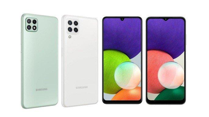 Galaxy A22 5G Galaxy A22