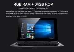 Chuwi Hi10 e Cube iWork 10: Tablet's Windows 10 por menos de 170€