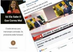 CUIDADO com a nova burla nas publicidades do Facebook e da Google