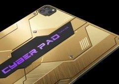 Cyberpad: conhece o iPad Pro inspirado no Cyberpunk 2077!