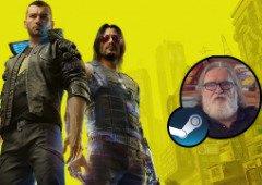 Cyberpunk 2077: chefe da Valve surpreende e defende jogo 'absolutamente brilhante'