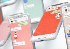 Dá nova vida ao teu WhatsApp com os novos wallpapers oficiais!