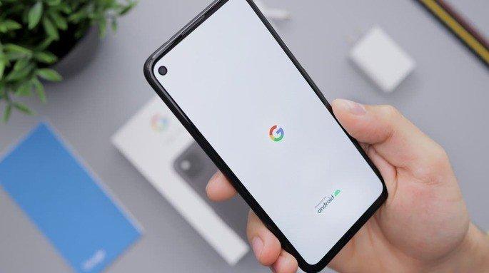 smartphones com Android 11