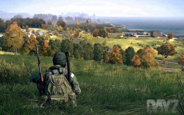 DayZ PlayStation 4