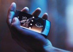 Depois da Xiaomi é a vez da Huawei copiar o incrível Motorola Razr dobrável!