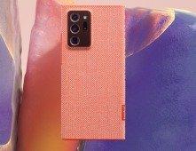 Descarrega os wallpapers dos novos Samsung Galaxy Note 20 aqui