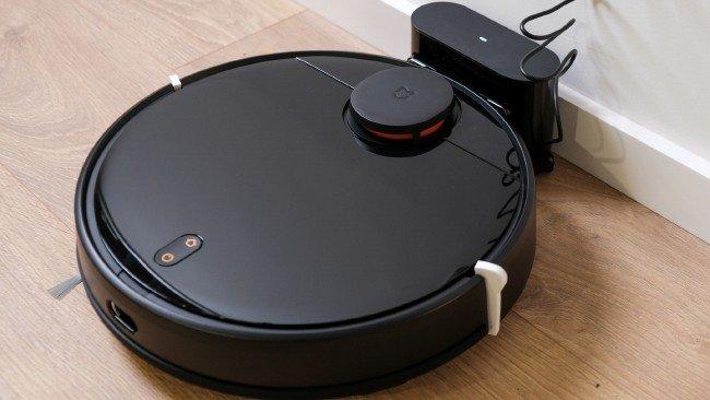 Mi Robot Vacuum Cleaner Pro com base de carregamento