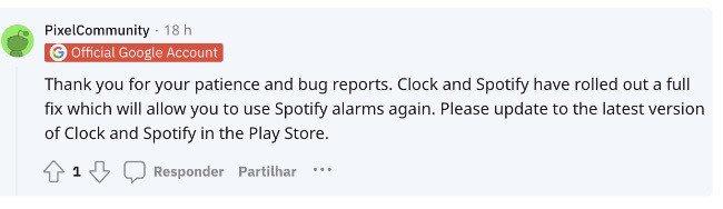 Google Despertador Spotify
