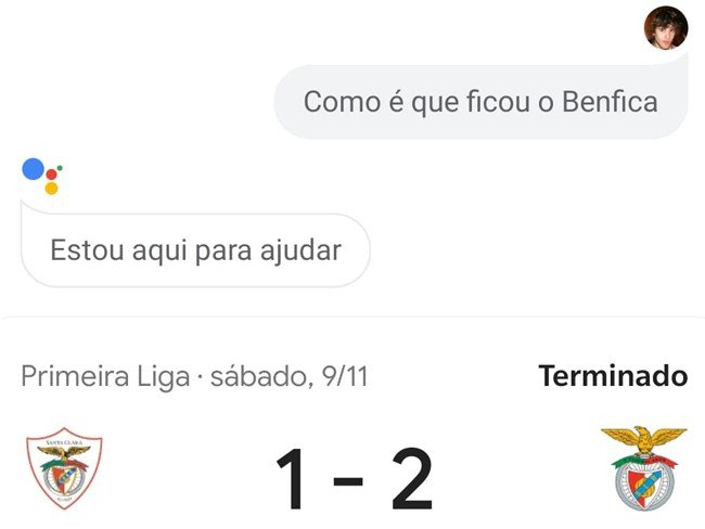Desporto Google