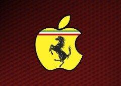 Ferrari pode ficar nas mãos de executivos da Apple