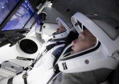 Dia histórico para a SpaceX, Elon Musk, NASA e para o mundo! Revê o lançamento dos astronautas (vídeo)