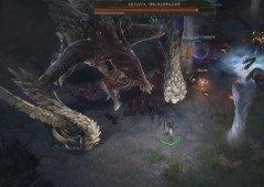 Diablo 4: novo vídeo mostra batalha em modo de cooperação