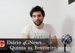 Snapdragon, Tegra X1, Xperia Z3 e mais no Diário 4GNews