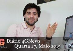 Sony Xperia Z3+, Samsung Iron Man, OnePlus Two e mais no Diário 4GNews