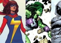 Disney+ trará séries de Ms. Marvel, She-Hulk e Moon Knight