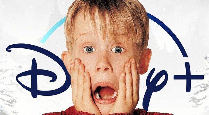 Disney+ Sozinho em casa