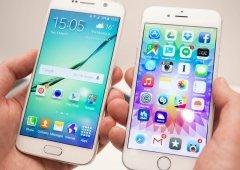 iPhone 7 vs Galaxy S7 - Qual é o melhor topo de gama?