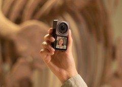 DJI Action 2 quer fazer frente à GoPro nas câmaras prontas para a ação