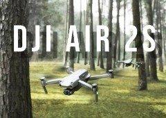 DJI Air 2S é o novo drone com sensor de 1'' e gravação de vídeo até 5,4K