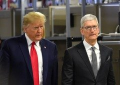 Donald Trump pressiona Apple para desbloquear telemóveis de criminosos