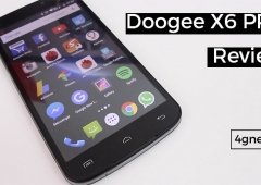 Review / Análise ao Doogee X6 Pro