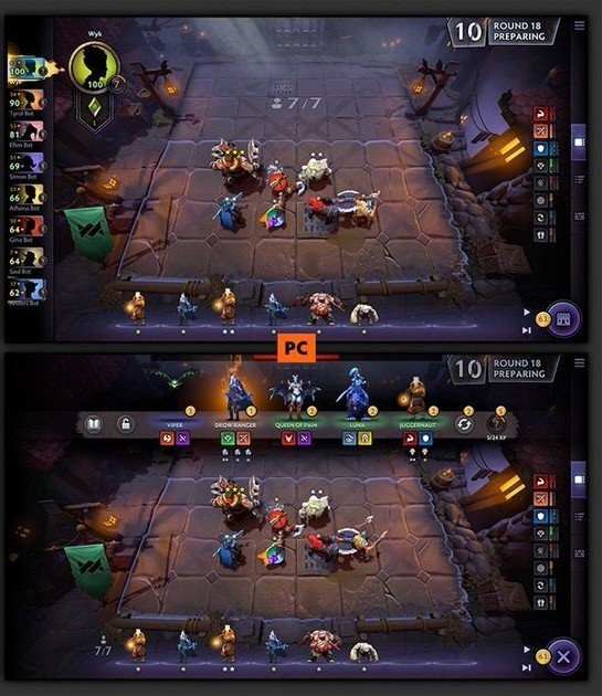 Dote Underlords
