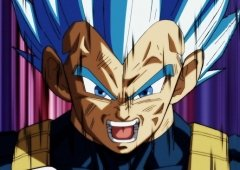 Dragon Ball Super: Broly - Vegeta será um Super Saiyan God