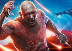 Guardians of the Galaxy 3 - Filme poderá perder Dave Bautista