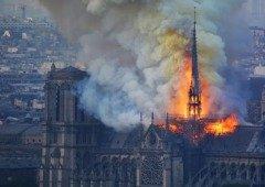 Drones da DJI ajudaram a combater o fogo que devastou a Catedral de Notre Dame