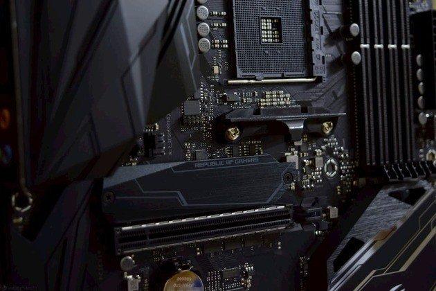 asus x570 motherboard