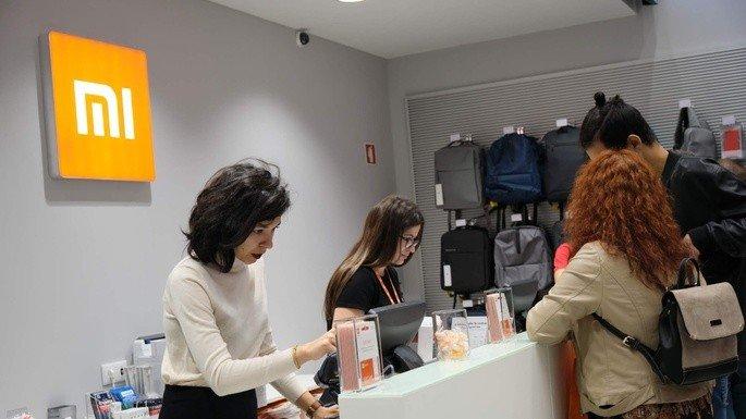 Xiaomi loja oficial Portugal