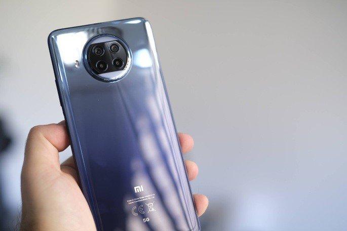 Xiaomi smarpthones