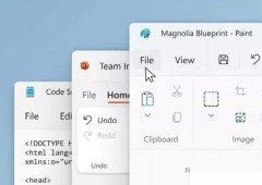 Duas apps icónicas ganharam um novo design no Windows 11. Vê quais