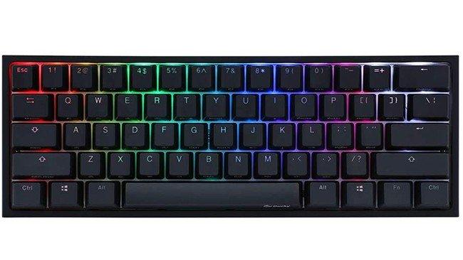 Ducky teclado mecânico gaming