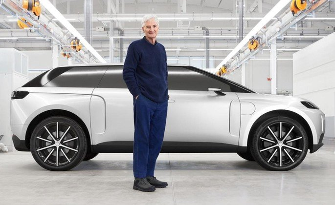 Carro elétrico Dyson, combater os carros elétricos da Tesla