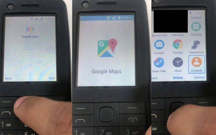 E se o lendário Nokia 3310 corresse Android? Vê como poderia ser fantástico! (vídeo)