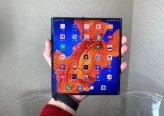 Ecrã do Huawei Mate Xs é extremamente valioso. Entende porquê