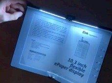 """Ecrã dobrável deixará os """"livros"""" digitais ainda mais impressionantes"""