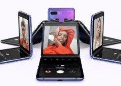 Ecrã dobrável do Samsung Galaxy Z Flip vai custar uma 'nota preta' a reparar