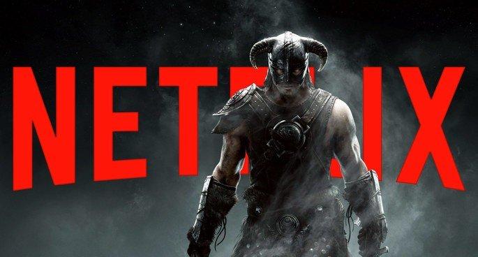 The Elder Scrolls Netflix