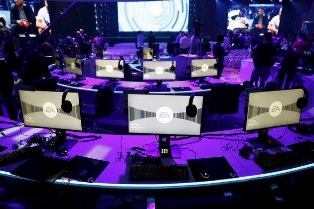 electronic arts gaming