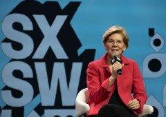 Elizabeth Warren quer derrubar Apple e Google