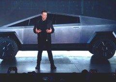 Elon Musk admite que Tesla Cybertruck pode ser um falhanço