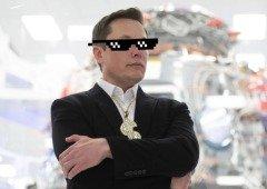 Elon Musk continua escalada na montanha de dinheiro e já é o 2º mais rico do mundo!