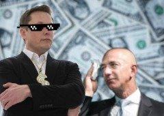 Elon Musk rouba a coroa a Jeff Bezos e torna-se no mais rico do mundo!